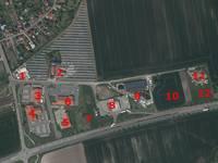Luftbild Gewerbegebiet Langenbogen [(c): Landesamt für Vermessung und Geoinformation Sachsen-Anhalt (LVermGeo)]
