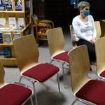 Neue Stühle für Veranstaltungen