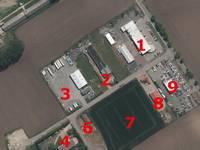 Gewerbegebiet Dornstedt [(c): Landesamt für Vermessung und Geoinformation Sachsen-Anhalt (LVermGeo)]