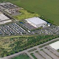 Industrie- und Logistikeinheit durch die Firma Scannell Properties