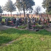 Urnengräber Friedhof OT Steuden [(c): Gemeinde Teutschenthal]