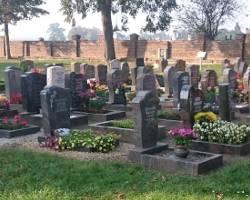 Beisetzung und Umbettung